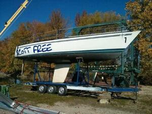 Tartan T-10 Pleasure-craft & Racing Sailboat