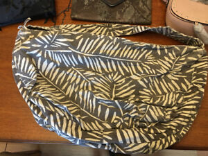 Various handbags, purses, etc... new or gently used