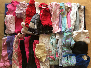 Selling lot of girls 6-12 months clothes. Great condition.