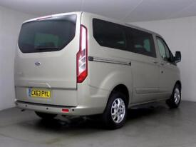 2014 FORD TOURNEO 2.2 TDCi 155ps Low Roof 8 Seater Limited L2 FWD MPV 8 Seats