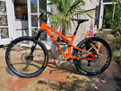 Whyte T-130 S 2016. Size small. Very good all round condition