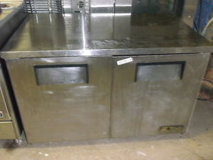 Cooler – Two Door (solid) Under the counter style #353-14