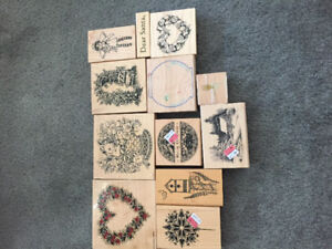 Stamps for crafts
