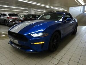 Ford Mustang EcoBoost Convertible 2.9% DISPONIBLE 2018