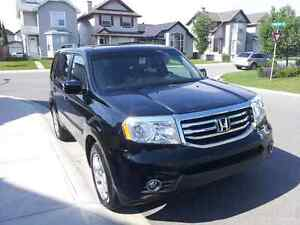 2012 Honda pilot exl with res and oem remote start