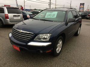 2006 Chrysler Pacifica Touring * LEATHER * 7 PASS *TV  DVD *