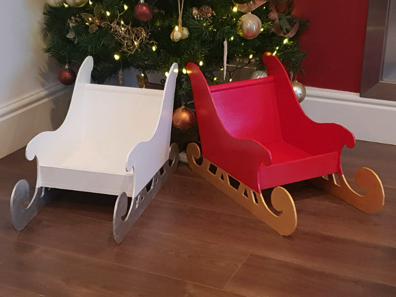 Handmade Wooden Sleigh In Walsall West Midlands Gumtree