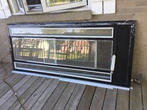 Screen door. Fit a 34 x 82 door.