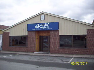 Office Space for Rent - Woodstock NB