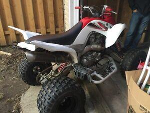 Yamaha raptor 700 2011