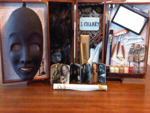 Lon Chaney's Enchanted Make Up Kit Magical Occult Transformation