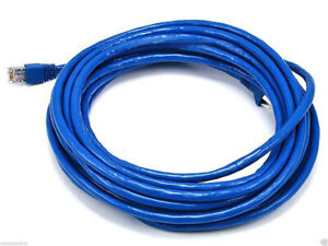 CAT 5E 25FT $4.99 ,CAT5E 50FT CABLE FOR $7.99 , NETWORK CABLES