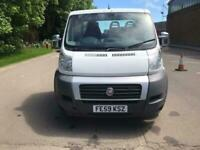 FIAT DUCATO 3.0 JTD RECOVERY TRUCK SWAP PX FREE UK DELIVERY