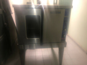 Garland  U.S. Range SUME-100 Commercial Electric Convection Stov