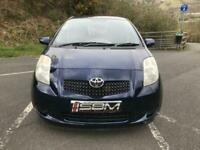 2007 Toyota Yaris T3 VVT-I MM AUTOMATIC Hatchback Petrol Automatic