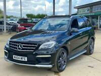 2014 Mercedes-Benz ML63 AMG Auto SUV Petrol Automatic
