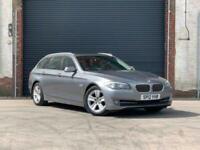 2012 BMW 5 Series 2.0 520D SE TOURING 5d 181 BHP Estate Diesel Automatic