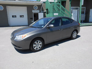 2008 HYUNDAI  ELANTRA 4 DOOR ONE YEAR WARRANTY INCLUDED