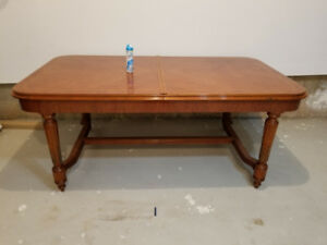 French Antique Dining table $100