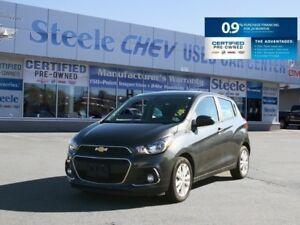 2017 CHEVROLET SPARK LT - 0.9% Finance Rates Available!!