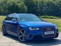 2014 Audi RS4 AVANT Estate Auto Estate Petrol Automatic