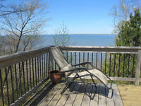 """Vacation rental on Lake Superior, by the week """"Now Available"""""""