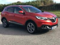 2016 Renault Kadjar 1.2 TCE Dynamique S Nav 5dr HATCHBACK Petrol Manual