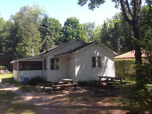 WASAGA WOODLAND BEACH COTTAGE FOR RENT