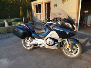 BMW R1200RT, Sport Touring, 2012