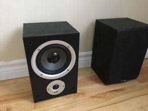 Polk Audio Bookshelf Speakers (R150)