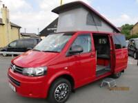 VW Transporter T30 SE TDI Campervan Motorhome Conversion Only 15,000 Miles