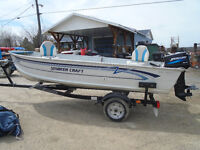 1996 Smoker Craft Boat for Sale