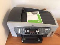 HP Officejet colour printer