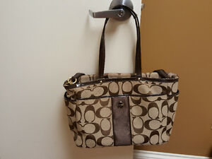 Coach Large Tote/Crossbody