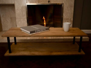 New Industrial Style Coffee Table
