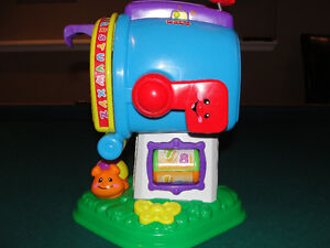 Fisher Price Learning Letters Mailbox London Ontario image 3