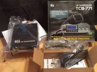 TCB-771 CB Transceiver **REDUCED FOR QUICK SALE**