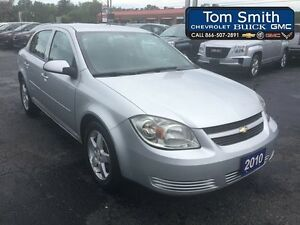 2010 Chevrolet Cobalt LT W/1SA - MANUAL, KEYLESS ENTRY, POWER WI