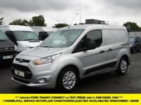 2014 FORD TRANSIT CONNECT 200 TREND L1H1 SWB IN SILVER WITH AIR CONDITIONING,ELE
