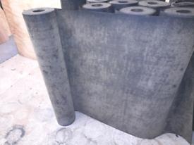 RIP resistant felt 16m rolls sand finish £25