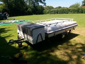 Marsella inesca trailer tent