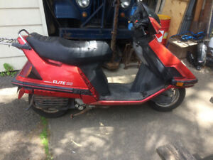 Scooter honda elite 150
