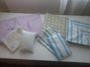 Comforter and sheet set for Doll Cribs Belleville Belleville Area image 5