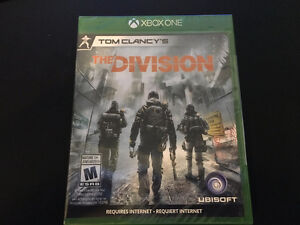 For Sale: The Division for Xbox One
