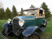 1930 Ford Model A   (SOLD)