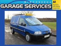PEUGEOT EXPERT GREAT CONDITION TWIN SLINDING DOORS ** NO VAT **