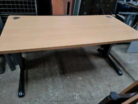 Beech steelcase executive office desks