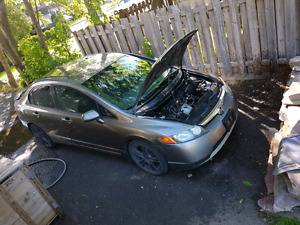 honda civic 2007 139 kilo