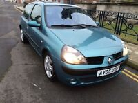 (Yarmouth car centre) Renault Clio 1.2 2005