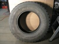 Four LT285/70R17 Nitto HD Grappler Severe Service Tires